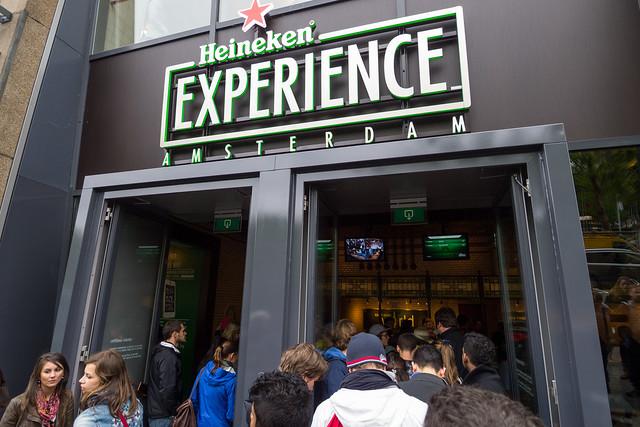 Amsterdam 33 Heineken