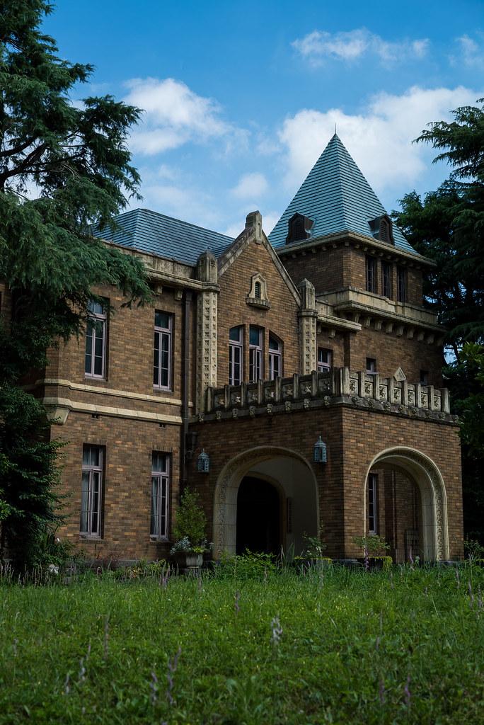 旧前田侯爵邸②