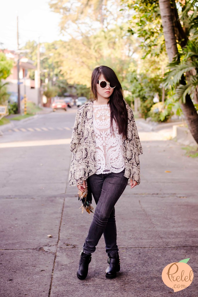 Eclectic outfit post