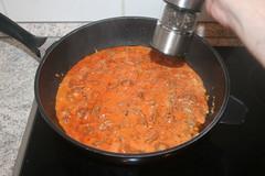 40 - Mit Pfeffer würzen / Season with pepper