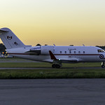 144615 - Canadian Forces - Bombardier Challenger 601
