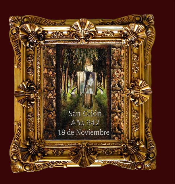 San Odón 18 de Noviembre .(†Dedicado  al P.Cotallo)