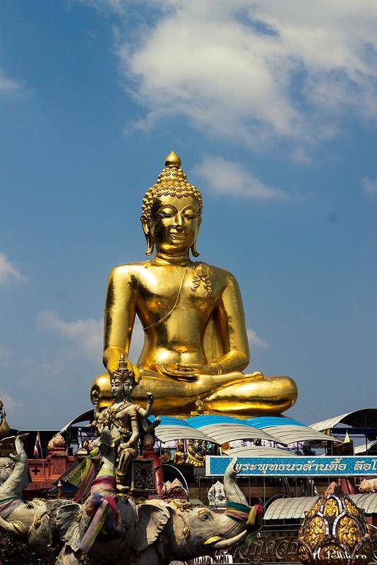 Buddha - Triangulo de Oro