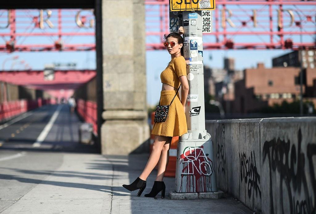 Виктория Джастис — Фотосессия в Нью-Йорке 2016 – 26