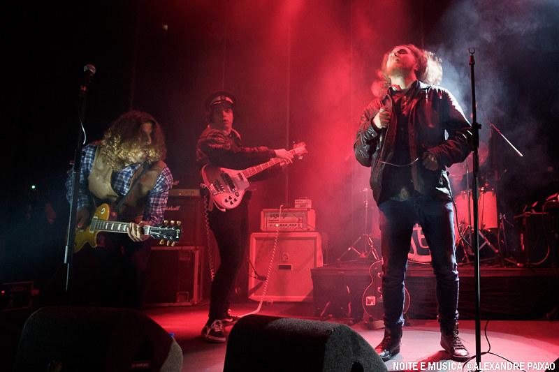 Zanibar Aliens - Vodafone Mexefest '16