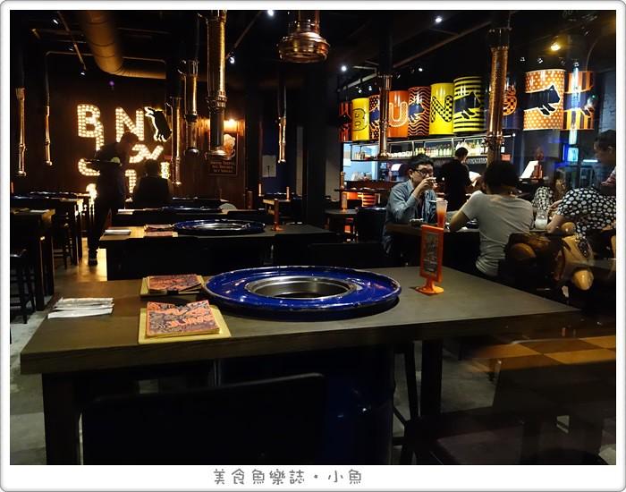 【台南中西】Bungy Jump Korean BBQ 笨豬跳/韓國汽油桶烤肉