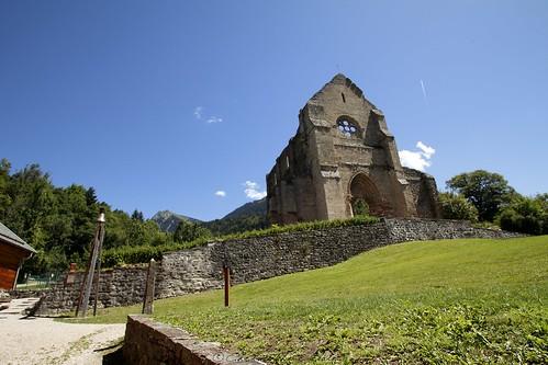 Abbaye d'Aulps 01