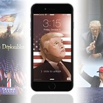 Trump iPhone Wallpapers