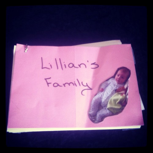 Lillian's Family Book