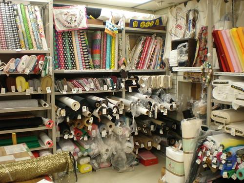 Tokyu Hands Fabric
