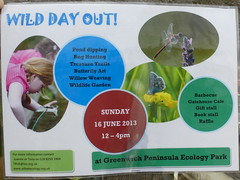 Greenwich Ecology Park - Wild day out