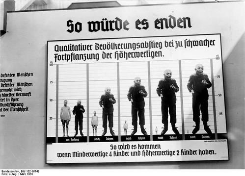 Пропагандистский плакат к Выставе Чудо Жизни