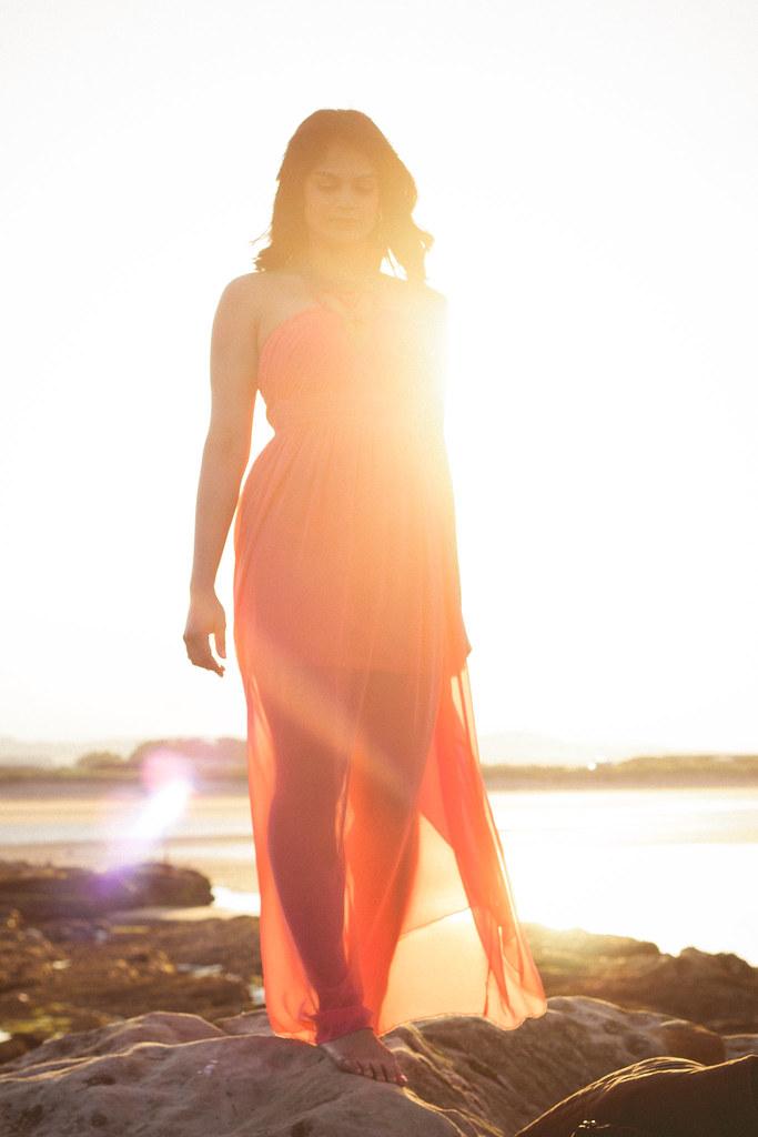 sea goddess via chevrons & éclairs