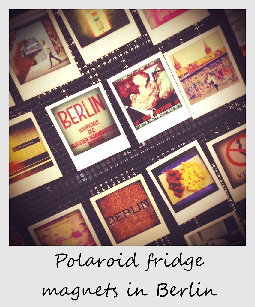 polaroid of the week germany berlin polaroid magnets