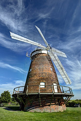 Thaxted Windmill, Essex