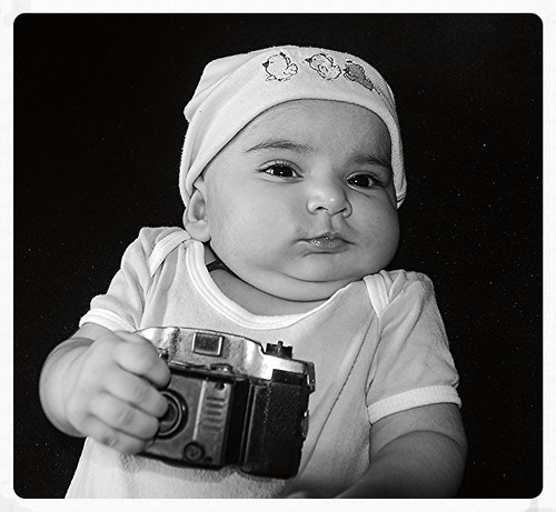 Born To Shoot - Nerjis Asif Shakir 3 Month Old by firoze shakir photographerno1