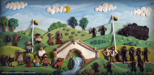 De Boyacá en los campos... by alter eddie