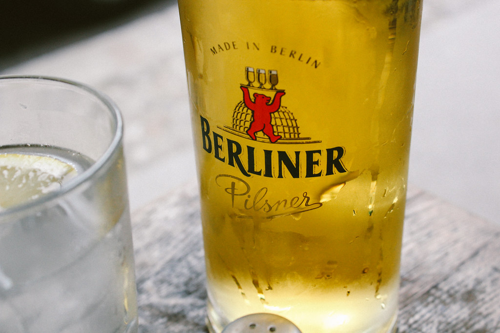 Berliner at Keyser Soze