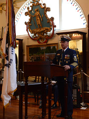 MCPOCG Leavitt speaks at CMC Rochefort's retirement - 3