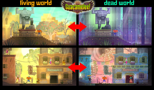 Guacamelee! Gold Edition - review (2)