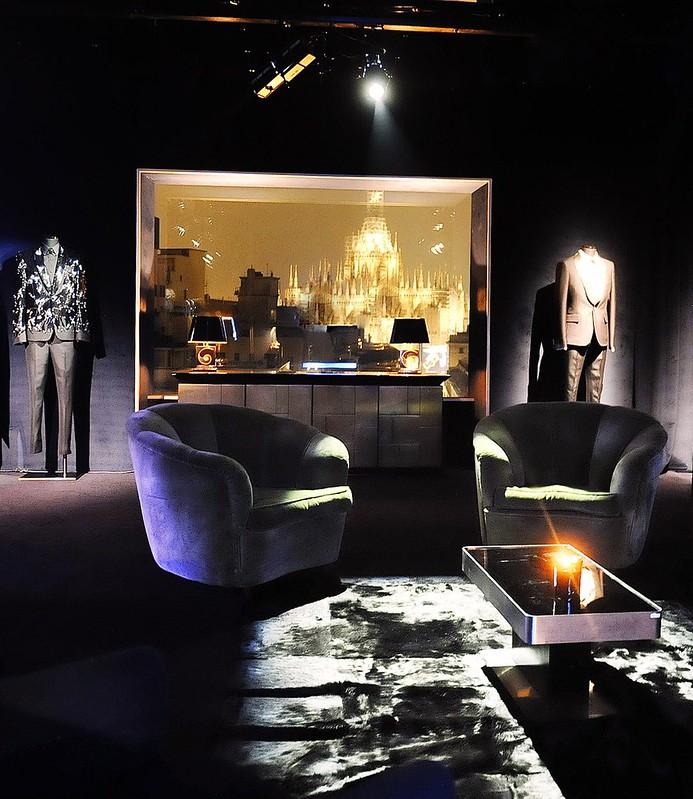 2 Roberto Cavalli Menwear AW13-14 Gentlemen's Club - Special Event  (1)