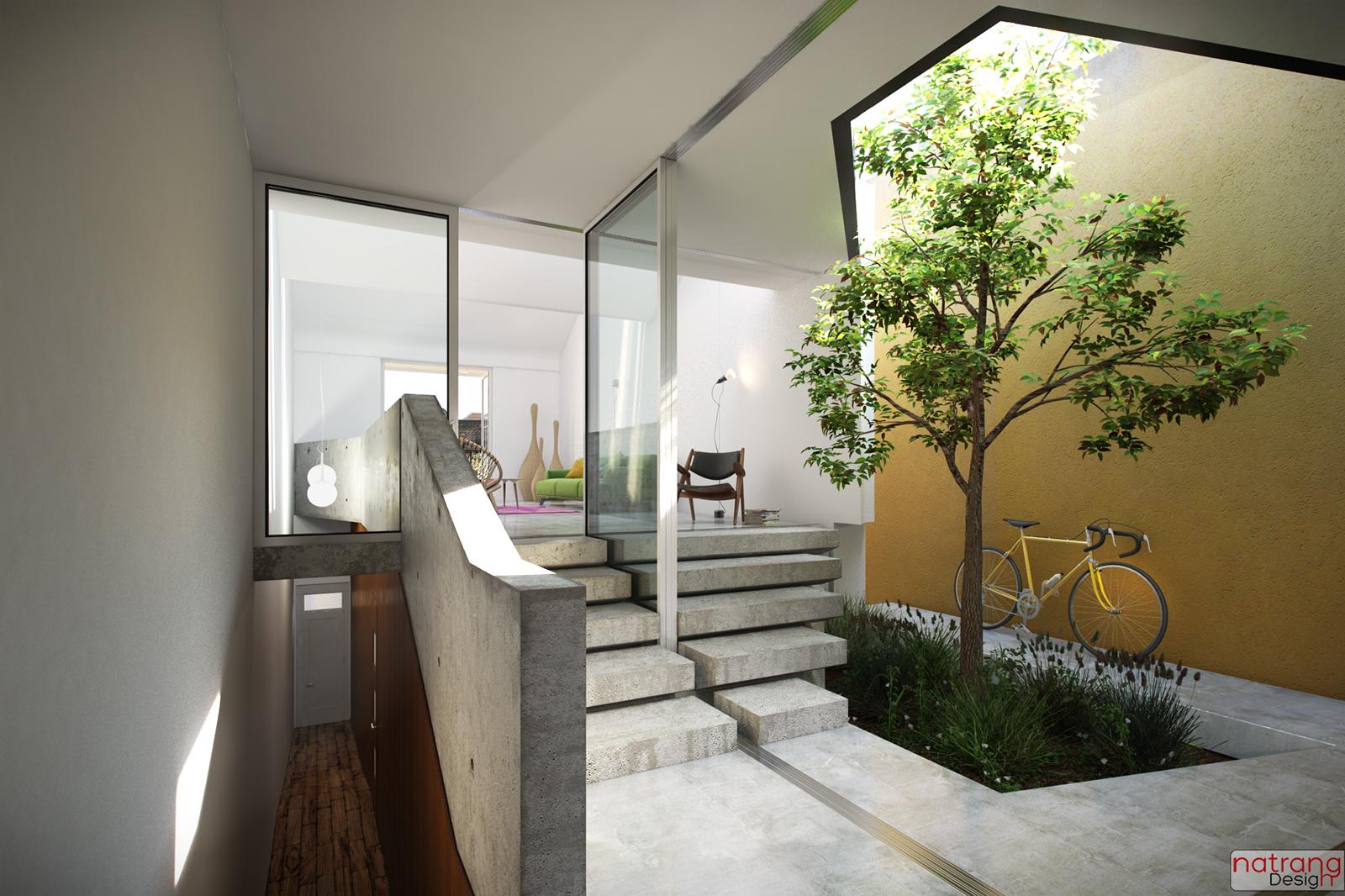 Skylight House Natrangdesign