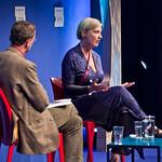 Charlotte Higgins talks to Stuart Kelly |