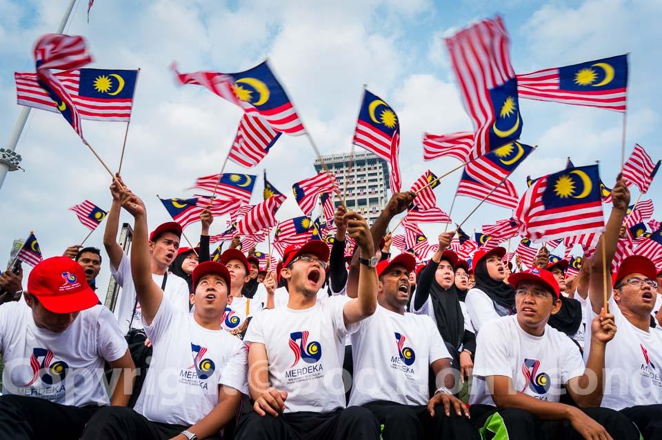 56th Independence (Merdeka) Day @ Kuala Lumpur, Malaysia