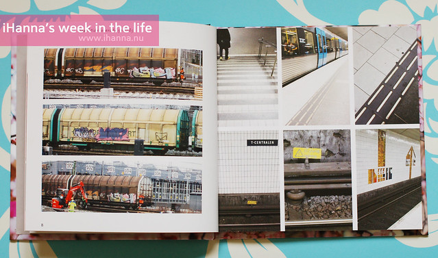 A week in the Life | Trains and the Central Station