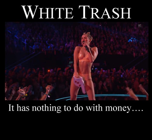 Miley Cyrus Trash