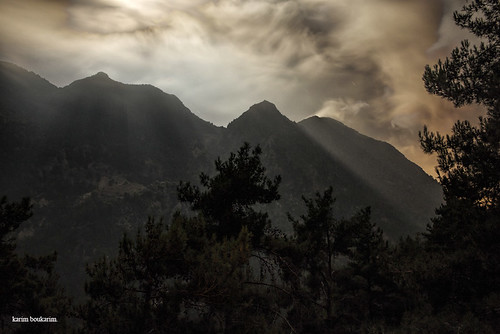 longexposure trees lebanon moon mountain clouds wind moonlight nightshooting canon6d karimboukarim
