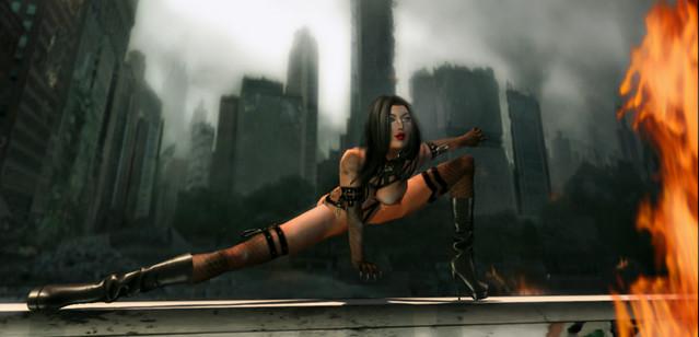 Wildgirl Sere