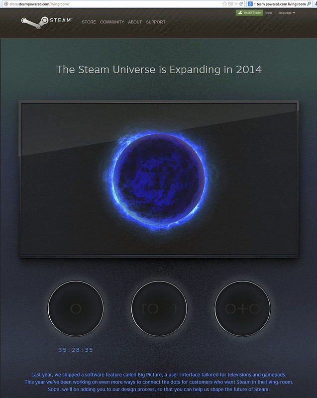 The Steam Universe is Expanding in 2014