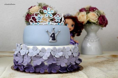 A Princesa fez 4 anos! by SandraFotosPortfolio