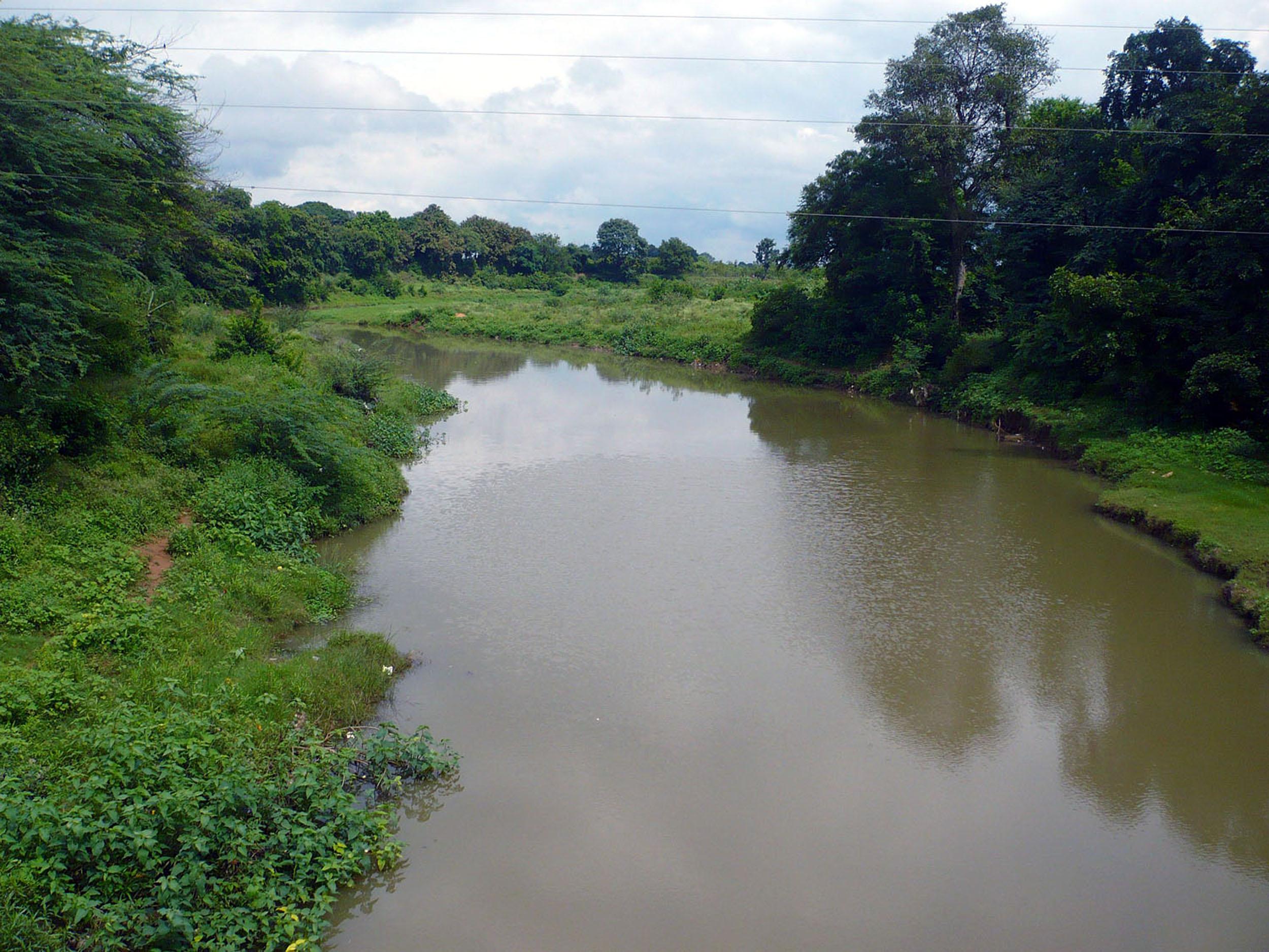 मछवासा नदी