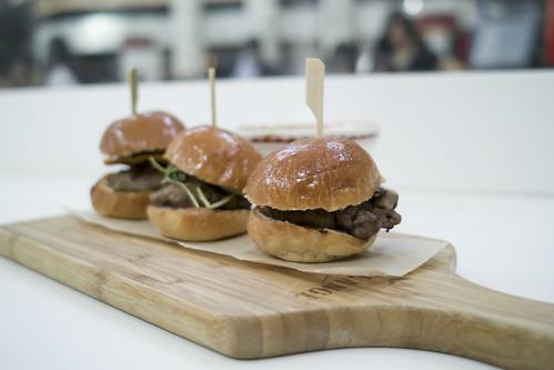 La Boulange Burger, La Boulange du Dome, Westfield San Francisco Centre