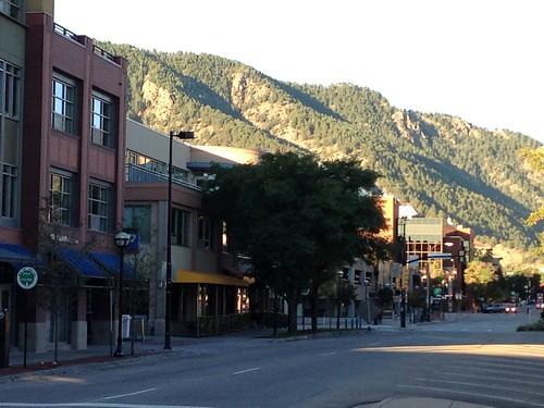 Saying goodbye to Boulder