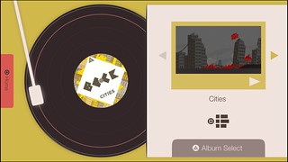 Sound Shapes on PS4