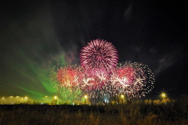 불꽃-'2013 인천음악불꽃축제'