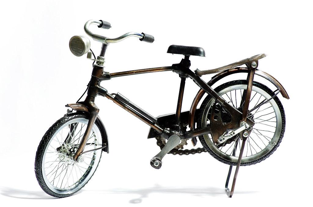 仿古 『腳踏車』  ..... 二張留