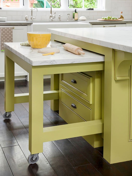 How to Maximize Your Kitchen Space