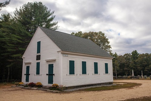 Plain Meeting House, West Warwick, RI by print57