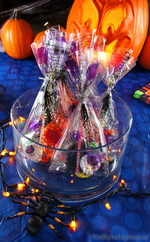 Halloween Goodie Bags for Little Ghouls and Goblins!