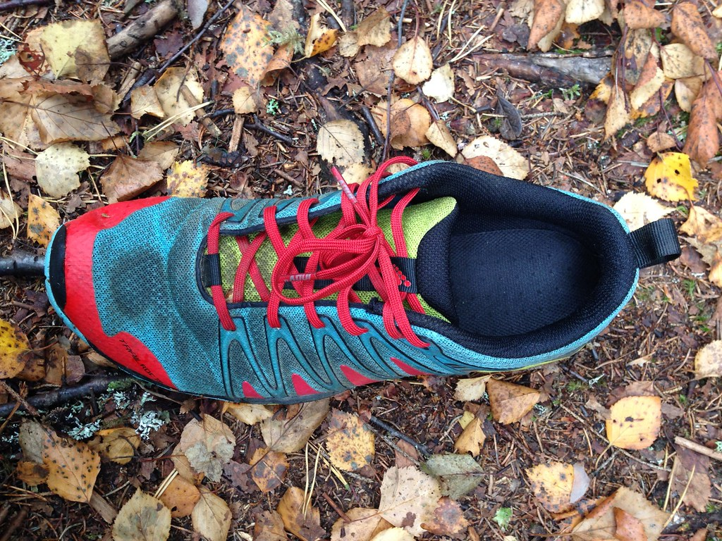 inov-8 TrailRoc 235 Bird-eye view