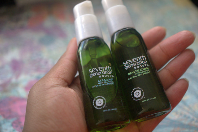 Seventh Generation Skin Boosting serum