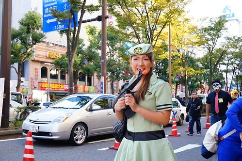 Kawasaki Halloween Parade 2013 25