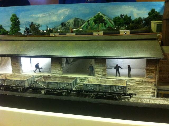 Cathcart model railway exhibition