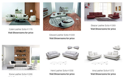 picket and rail sofa collection