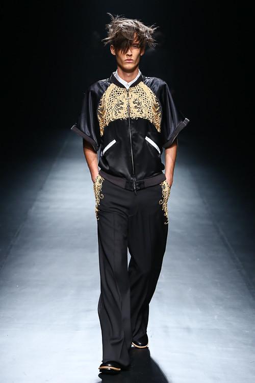Dzhovani Gospodinov3082_SS14 Tokyo CHRISTIAN DADA(Fashion Press)