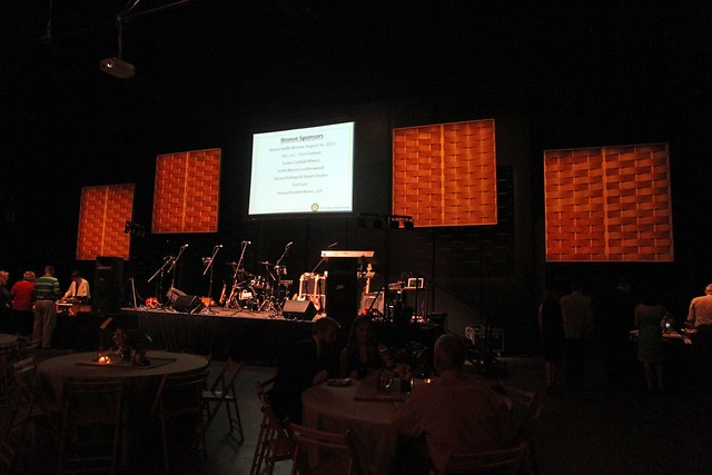 Weave Walls - Water Missions Gala 2013